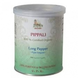 Pippali Indian Long Pepper Piper longum Purifying Stimulating VCaps USDA Organic