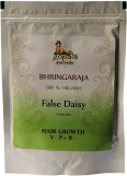 100% Organic Bhringaraja Powder False Daisy Eclipta alba Kesharaj 250g Hair Grow