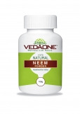 Vedaone Natural Neem Azadirachta Indica Standardized Powder and V caps